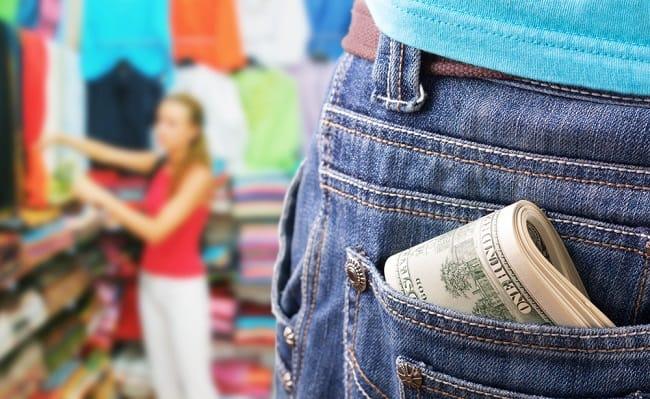 global dollar dump