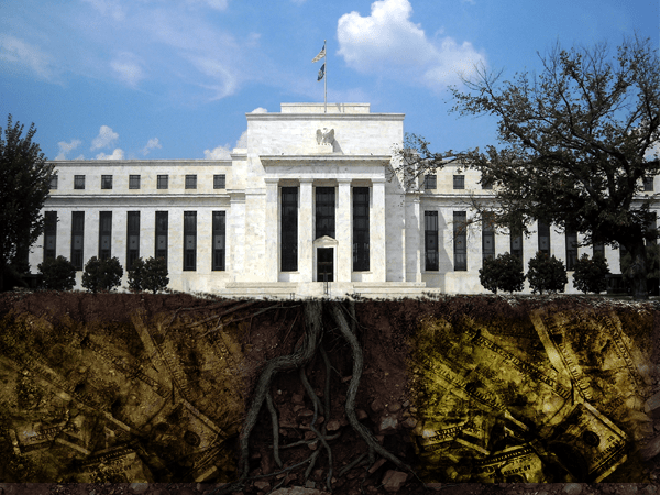 fed and banks sow seeds of banking crisis