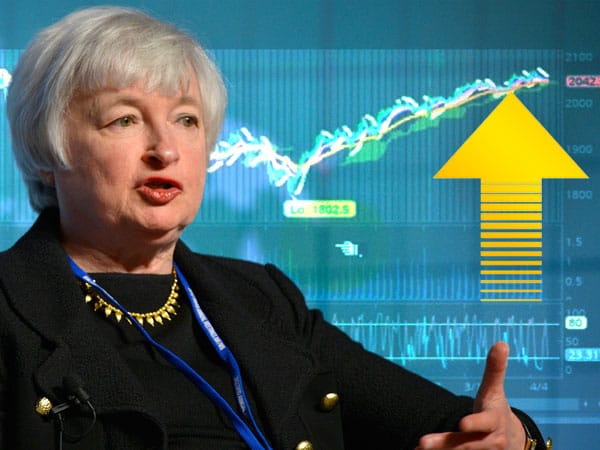 Unexpected fed rate hike detail