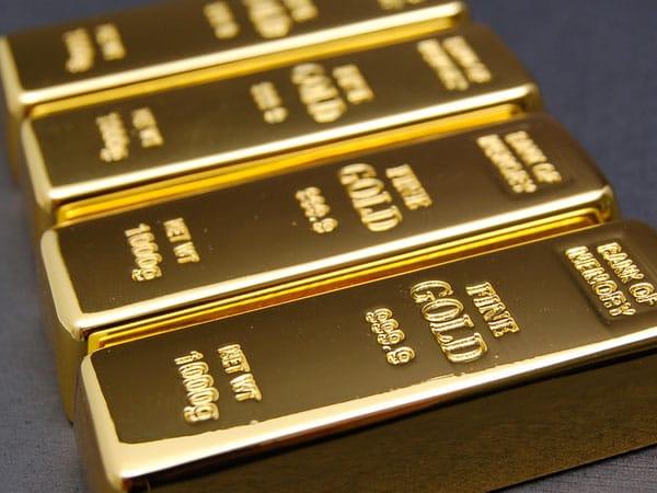 gold a safe haven