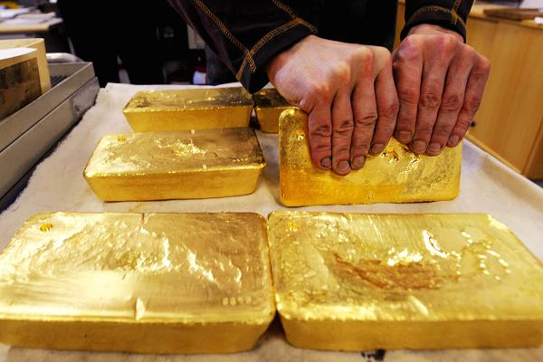 gold store of wealth value