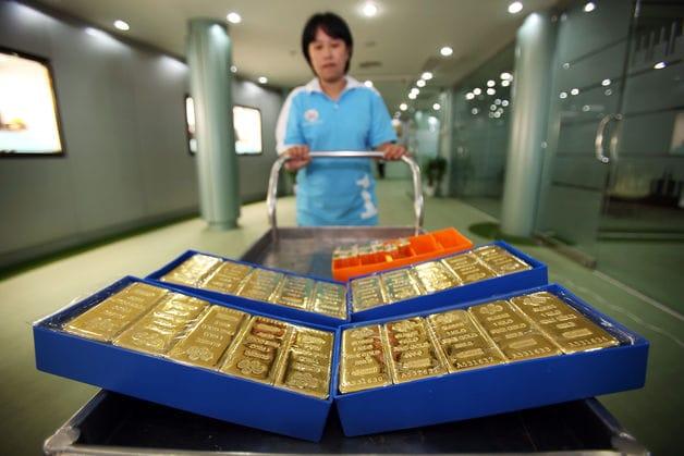 china india gold demand