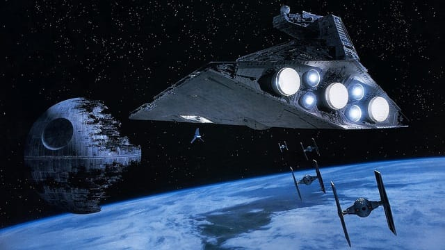 star wars movie comes out first before hike