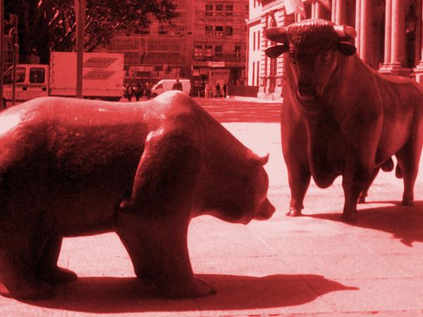 stock market not a reason to celebrate